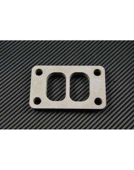Flange- Stainless Steel T3 twin scroll