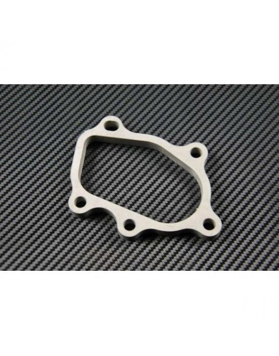 Flange- Stainless Steel downpipe Garrett T25/GT25/T28/GT28