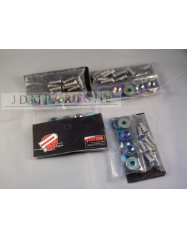 Password:JDM Fender Washers  Neo-Chrome