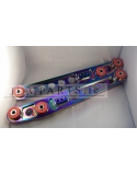 Skunk2 Lower Control Arm Honda Civic 96-00 EK EJ LCA NEOCHROME