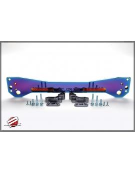 ASR Subframe Reinforcement Brace 92-95 Civic NEO Chrome