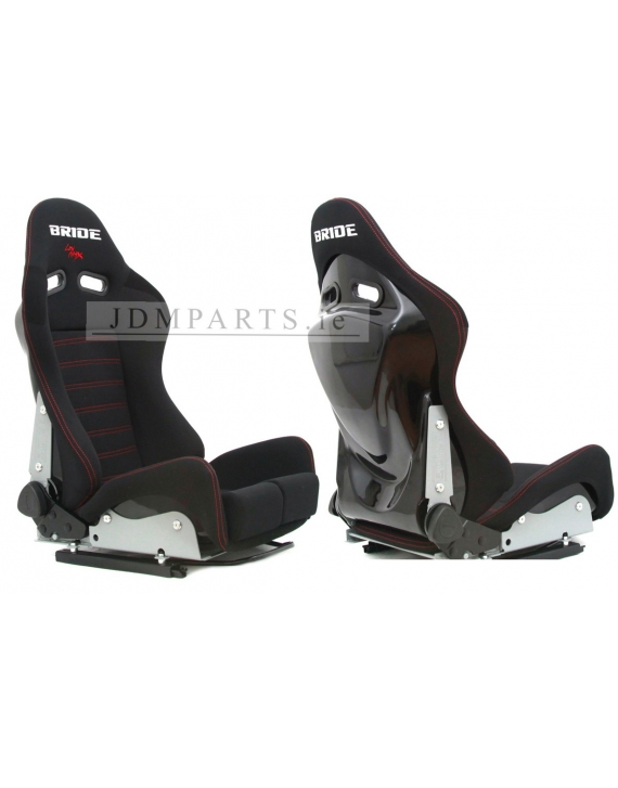 Bucket seat LOW MAX II K608 BLACK