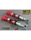 HONDA CIVIC / CRX 91-00 MTS V4 Coilovers REAR