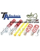 MAZDA 3 BK 09/2003 - 2009 TA-TECHNIX COILOVERS