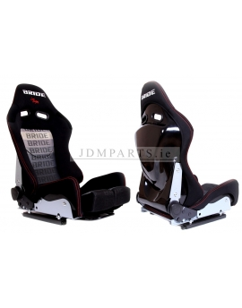 Bucket seat LOW MAX II K608 BLACK/GREY