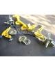 S13 Front Lock kit& ackermann adjustment set. DRIFT KIT