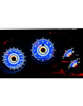 LED INDIGLO Toyota Supra MK4 STYLE2