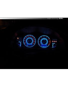 LED INDIGLO Toyota Corolla E11 style2
