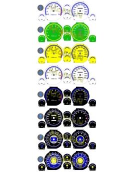 LED INDIGLO Toyota Celica IVgen. T16