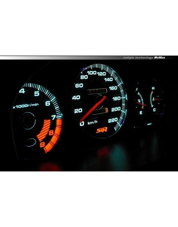 LED INDIGLO Honda Civic 1996-2000 SIR style