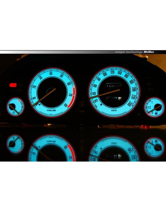 LED INDIGLO Honda Accord 1993-1998 style 2