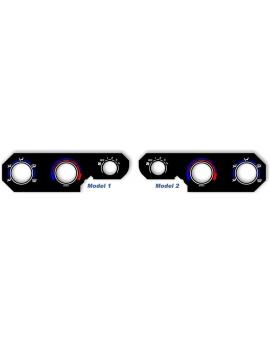 LED INDIGLO Honda HRV  - heater panel