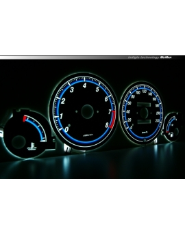 LED INDIGLO Honda Civic 1995-2000 5D