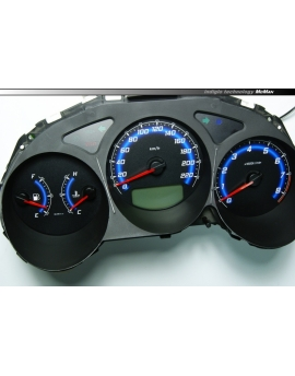 LED INDIGLO Subaru Forester 2gen 2002-2008