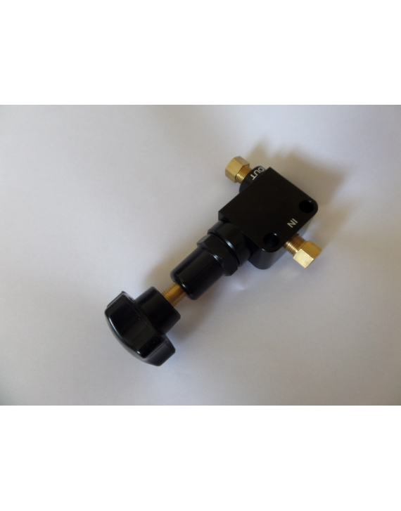 "ADJUSTABLE BRAKE PROPORTIONING BIAS VALVE Pressure Regulator 1/8""  3/8"""