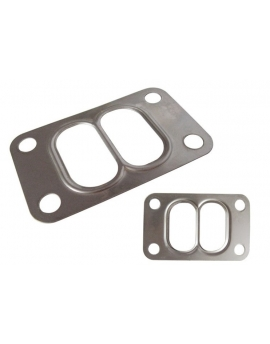 T3 or T3/t4 twin scroll turbo with divided entry GASKET