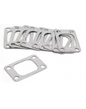 Universal Turbo Gasket T3 Flange for T3 T3/T4 T35 T38 GT35 GT35R   EP-CGQ26