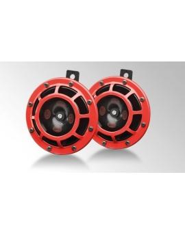 Hella HORN 2PCS/1 Pair 12v 110dB SUPER LOUD JDM SUBARU ETC