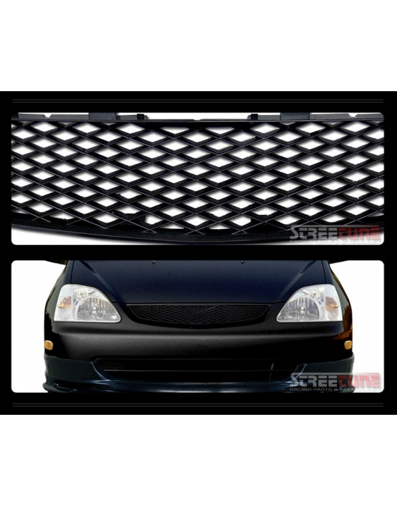 2001-2003 Honda Civic Type R ABS GRILL [replica]