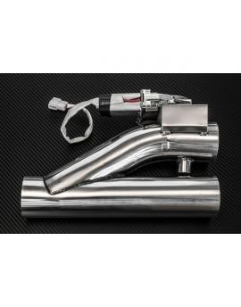 Electronic exhaust throttle 63mm