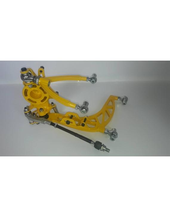 68 degrees Front Lock kit & ackermann adjustment set. DRIFT KIT