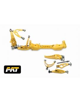 350z Front Lock kit& ackermann adjustment set. DRIFT KIT