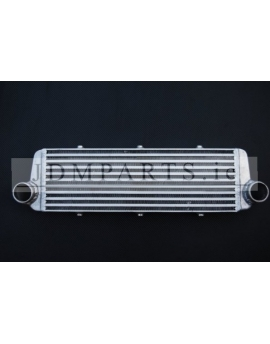 Intercooler CORE: 550x180x65mm rear vents