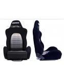 Bucket seat K700 BLACK / GREEY