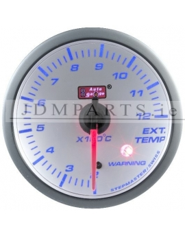 STEPPER MOTOR WARNING CLEAR 52mm EGT