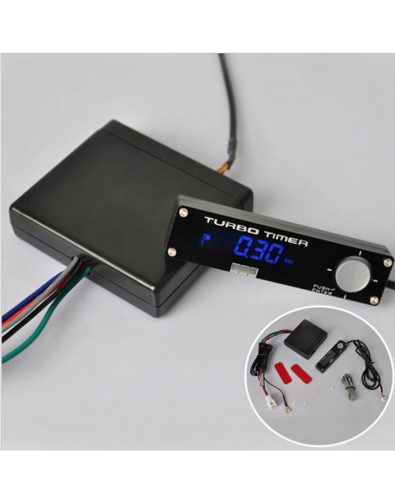 BLUE LED Turbo Timer Universal