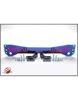 ASR Subframe Reinforcement Brace 92-95 Civic NEO Chrome
