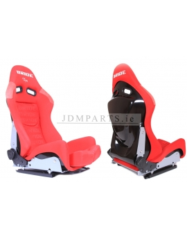 Bucket seat LOW MAX II K608 RED