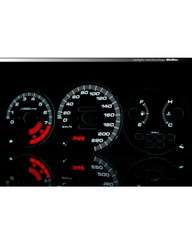 LED INDIGLO Honda Civic 1992-1995 - SiR STYLE