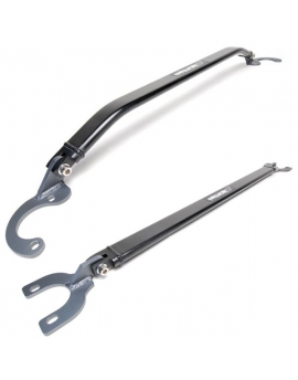 SKUNK2 BLACK SERIES REAR STRUT BAR HONDA CIVIC EG EK EJ / INTEGRA DC2 ETC