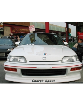 CHARGESPEED CIVIC FRONT LIP