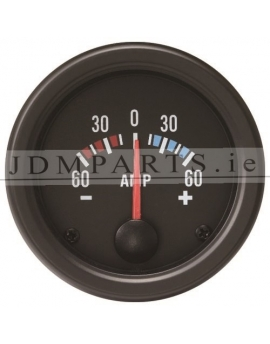 Vdo Look 52mm ammeter
