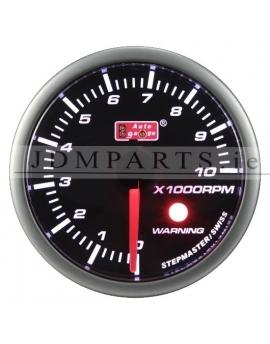 STEPPER MOTOR WARNING SMOKE 52mm RPM