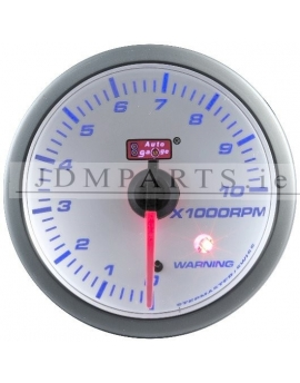 STEPPER MOTOR WARNING CLEAR 52mm RPM